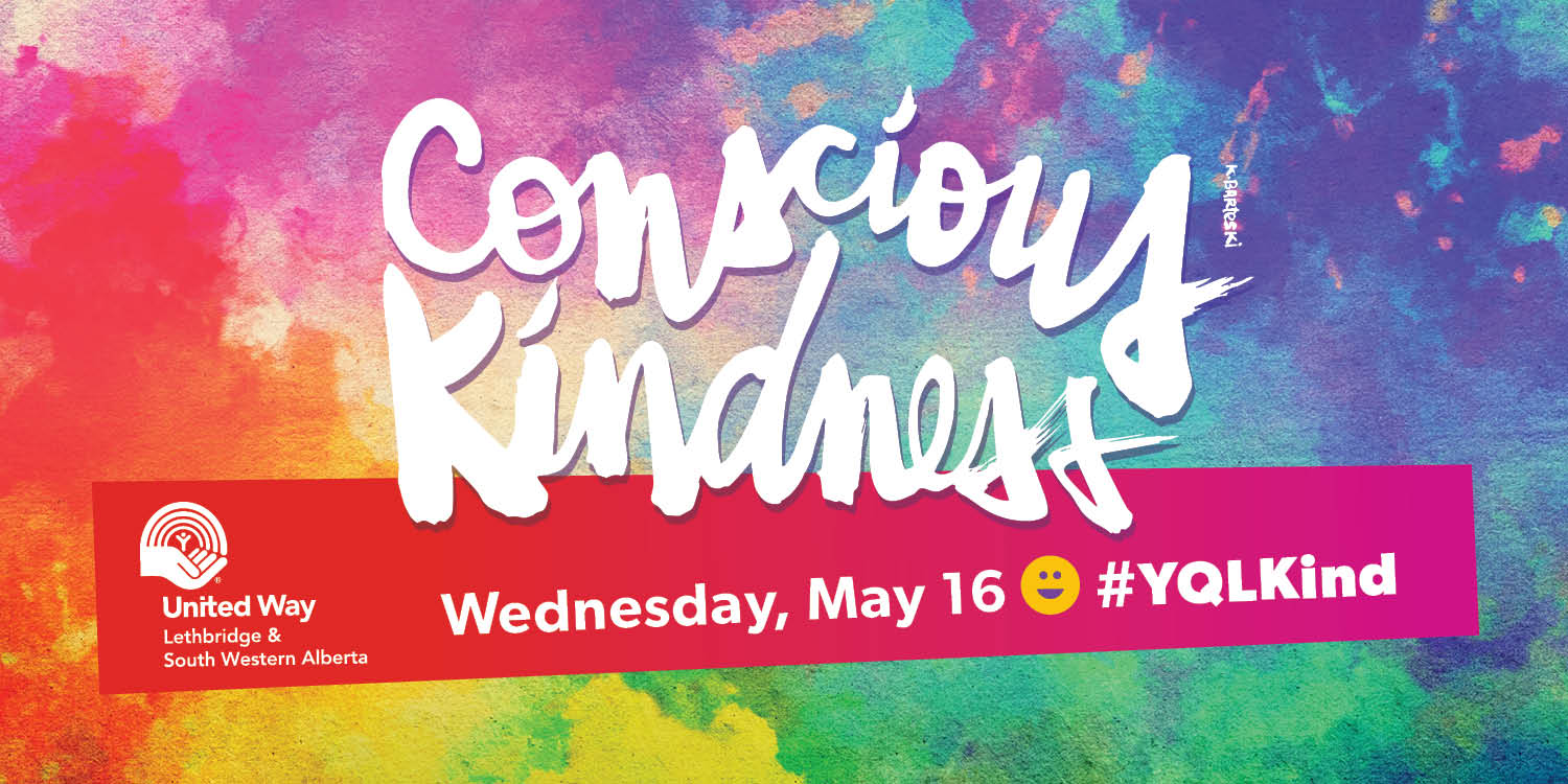 Conscious Kindness Day is May 16