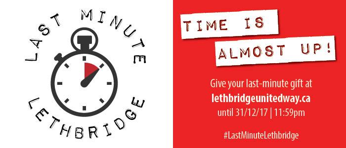 Last Minute Lethbridge